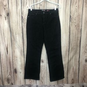 NWOT Style & Co Black Tummy Control Jeans 10S